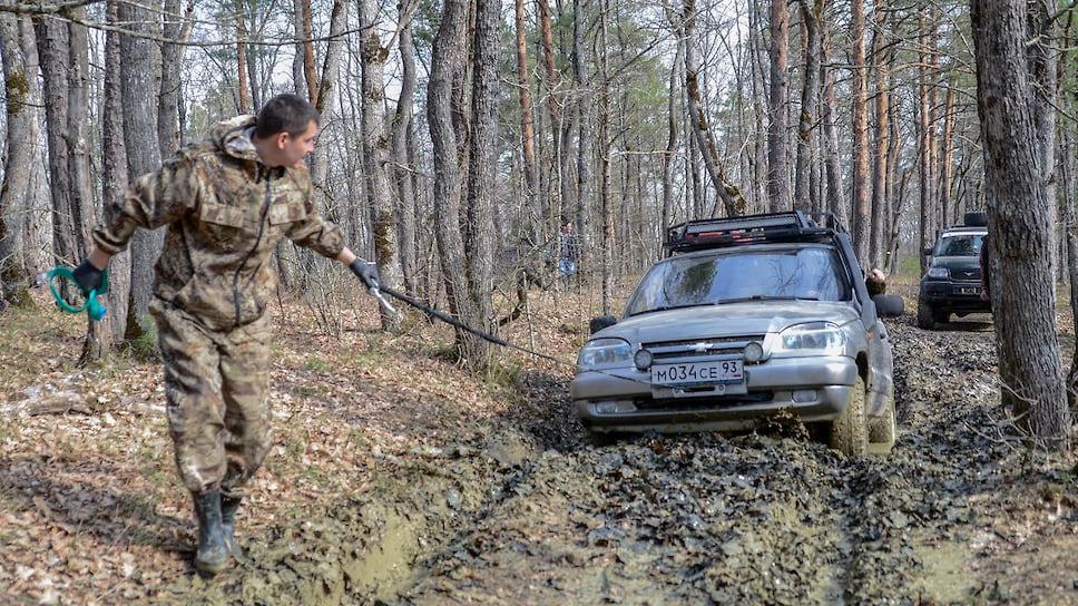 В мероприятии, организованном командой Kuban Trophy, приняли участие 105 экипажей