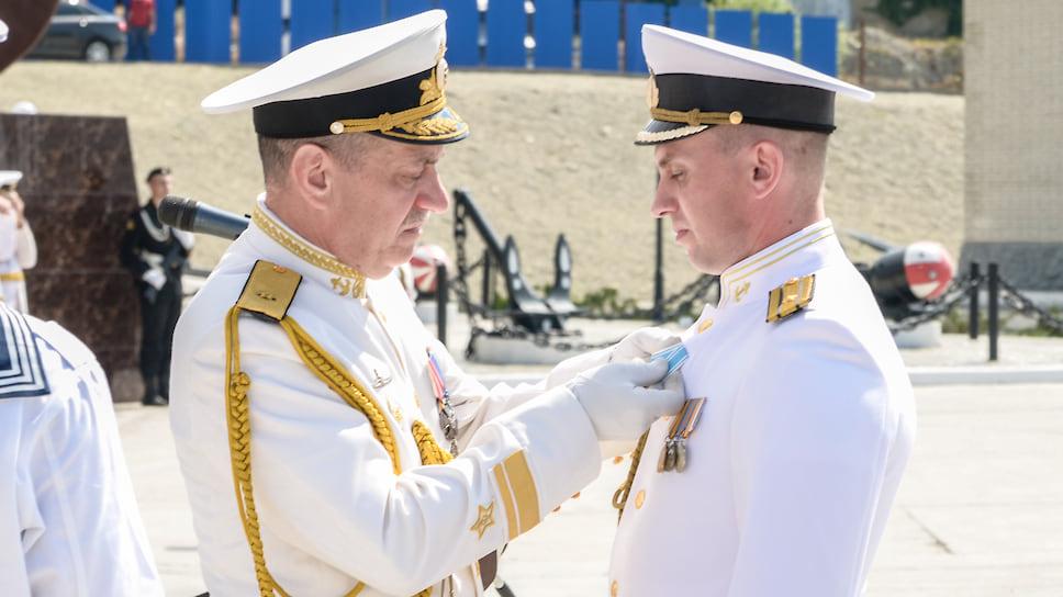По словам командира НМВБ контр-адмирала Виктора Кочемазова, в последние годы боевой потенциал базы был значительно увеличен