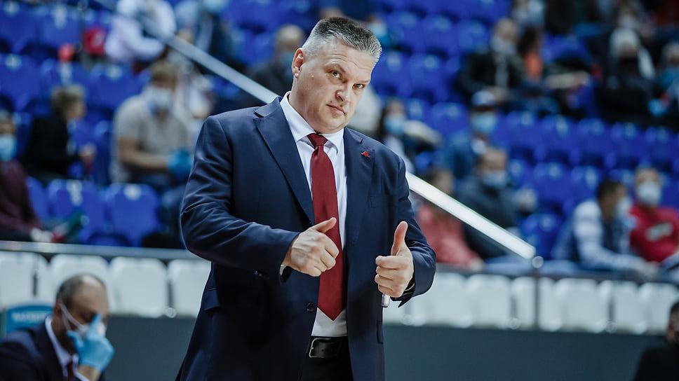 Главный тренер «Локо» Евгений Пашутин результатом матча остался доволен. Но впереди другие важные игры