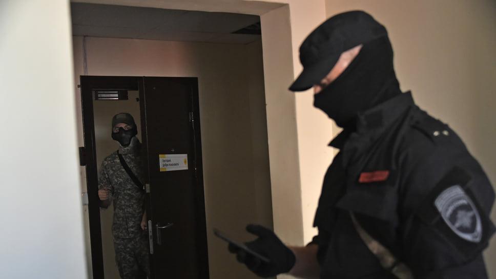 У сторонников «Открытой России» на Кубани проходят обыски