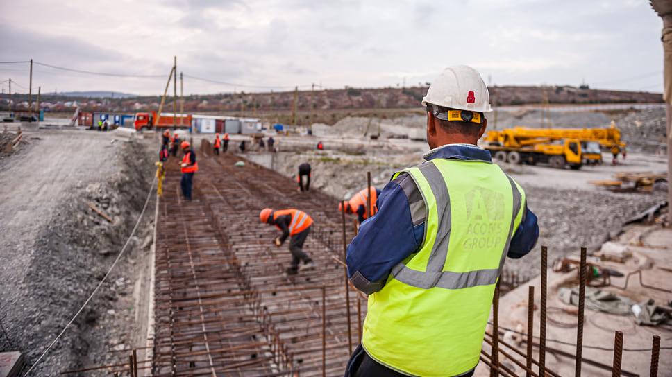 Окончание строительных работ на объекте запланировано на декабрь 2021 года.