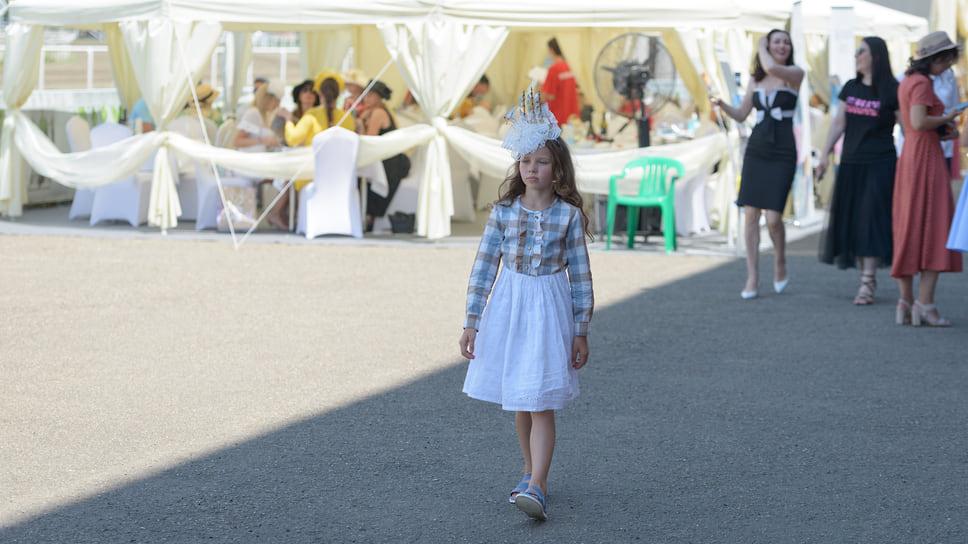 Дети были активными болельщиками и участниками конкурсов