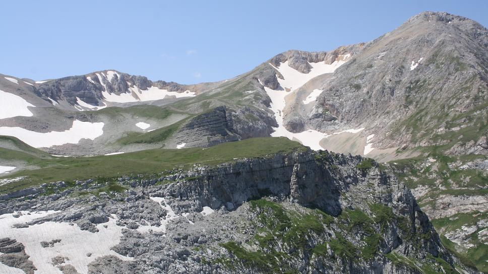 Вид на Оштен — один из самых популярных маршрутов в Кавказском заповеднике
