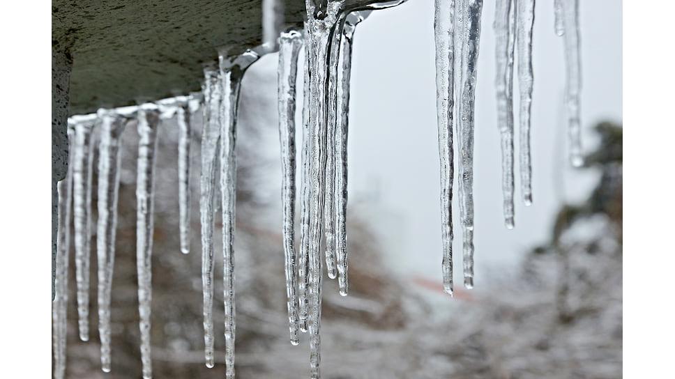Последствия стихии в Краснодаре. Январь 2014 года