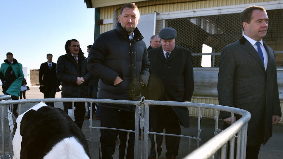 Группа компаний «Базовый Элемент» выступила инициатором создания промышленного парка «Кубань» в Усть-Лабинске. На территории площадью 340 га в данный момент реализуется первый этап проекта
