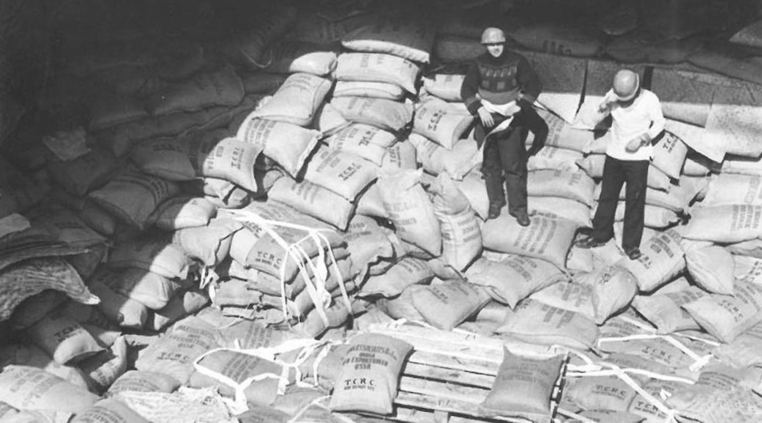 1983. Рис из Индии