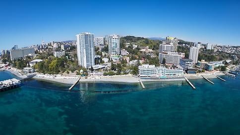 С видом на море  / Основным трендом рынка недвижимости курортных городов на черноморском побережье Краснодарского края в 2020 году стал ажиотажный спрос на жилье