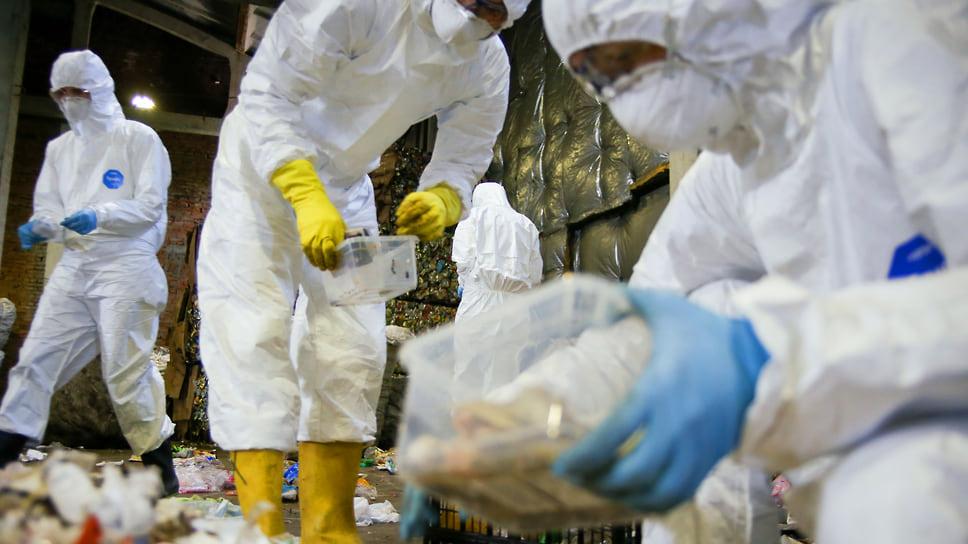 Все отходы, согласно законодательству, должны накапливаться и транспортироваться к утилизации исключительно в специальной таре