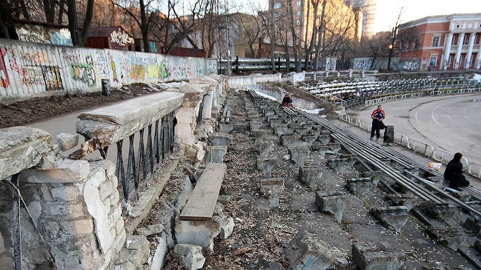 По мнению экспертов, бюджет Нижнего Новгорода в одиночку не потянет реконструкцию заброшенного «Водника»