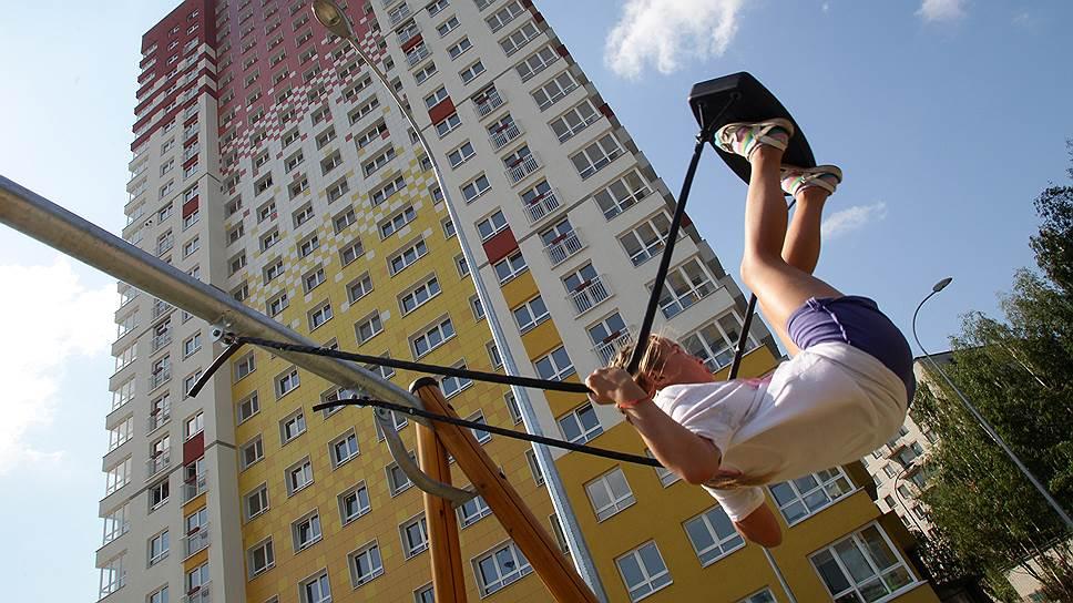 В квадратном метре от кризиса / Нижегородский рынок жилищного строительства фиксирует рост иждетпадения