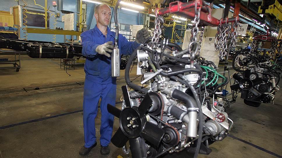 Инвестиции в «Евро» / ЗМЗ вложится в серийное производство двигателей стандарта «Евро-5»