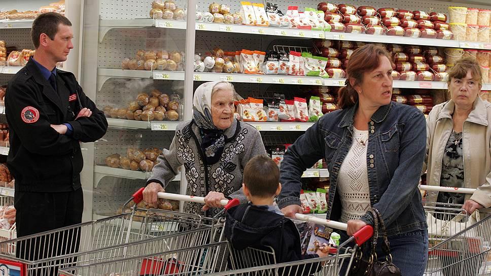 Не прибавить / В нижегородских торгсетях зафиксированы высокие надбавки