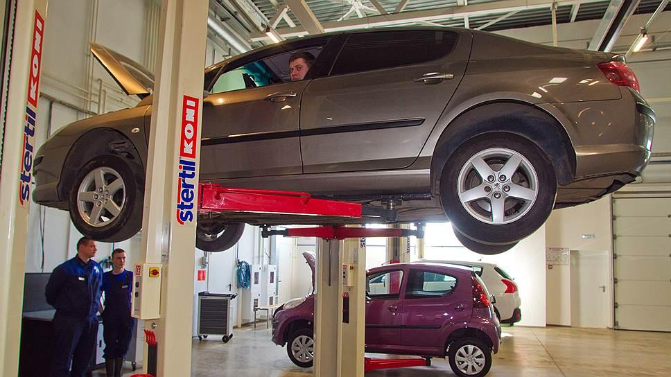 Отъехали недалеко / В Нижегородской области продажи легковых автомобилей просели меньше, чем в целом по стране