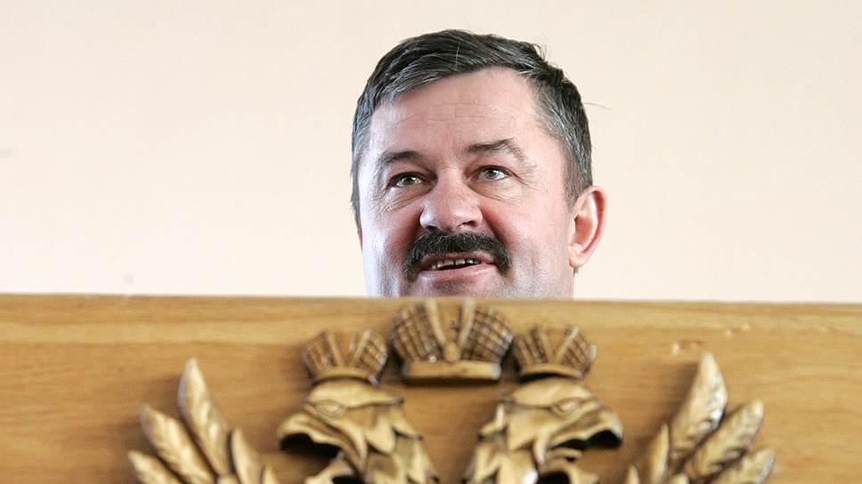 Суд отвернул главу / Виктору Аганину не удалось оспорить принудительную отставку