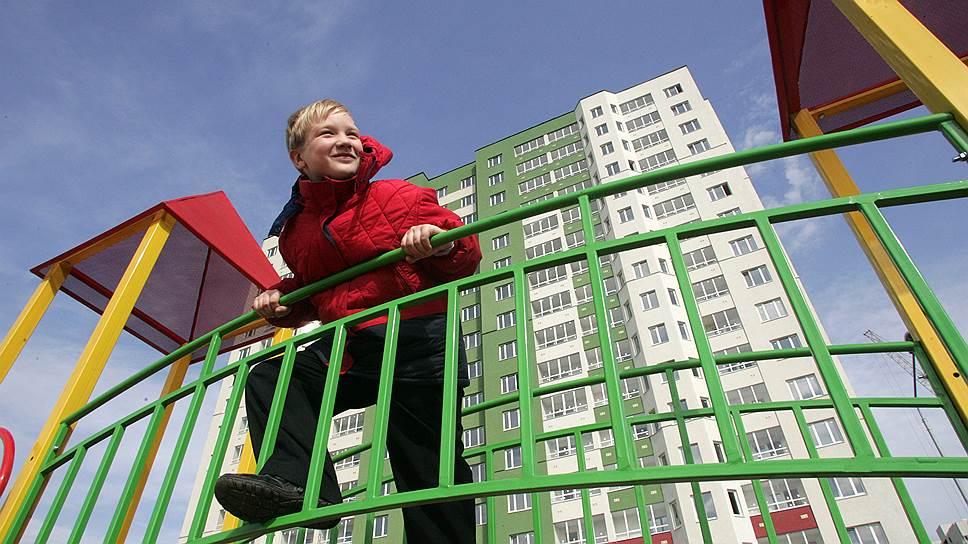 Чтобы удержать планку по госпрограмме, областные власти ищут новые земли для льготного жилья