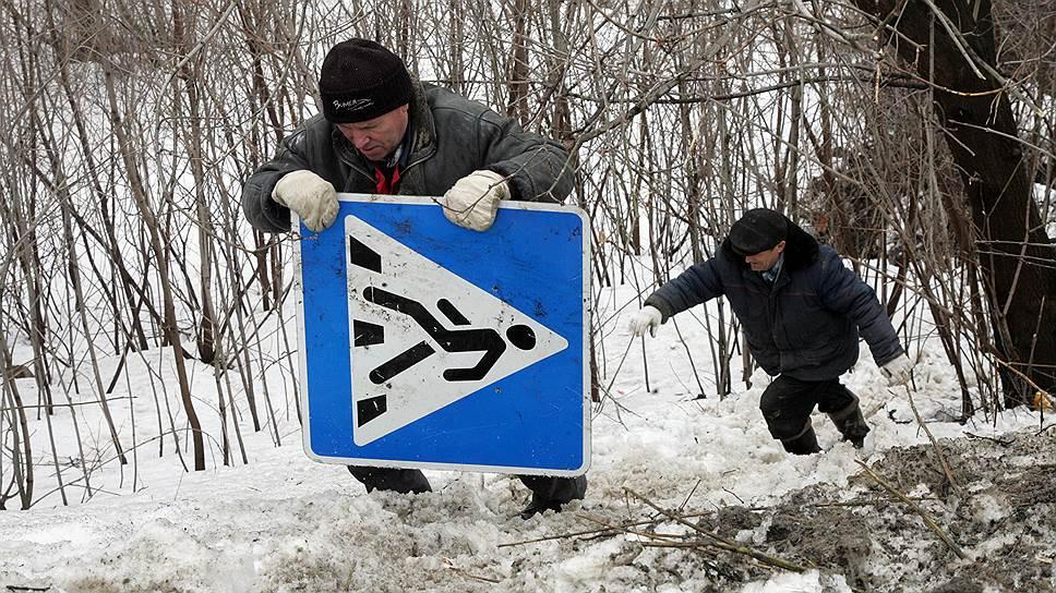 Проспект Безнадежный / Тендер по реконструкции дороги до нижегородского аэропорта снова признан незаконным