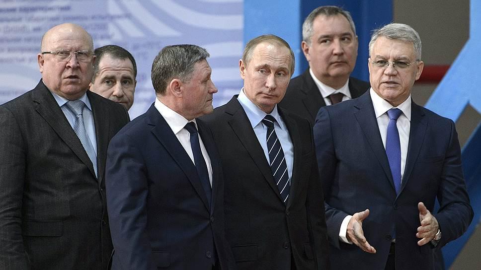 «Алмаз-Антей» отметил день Победы / В Нижнем Новгороде начал работу новый оборонный завод