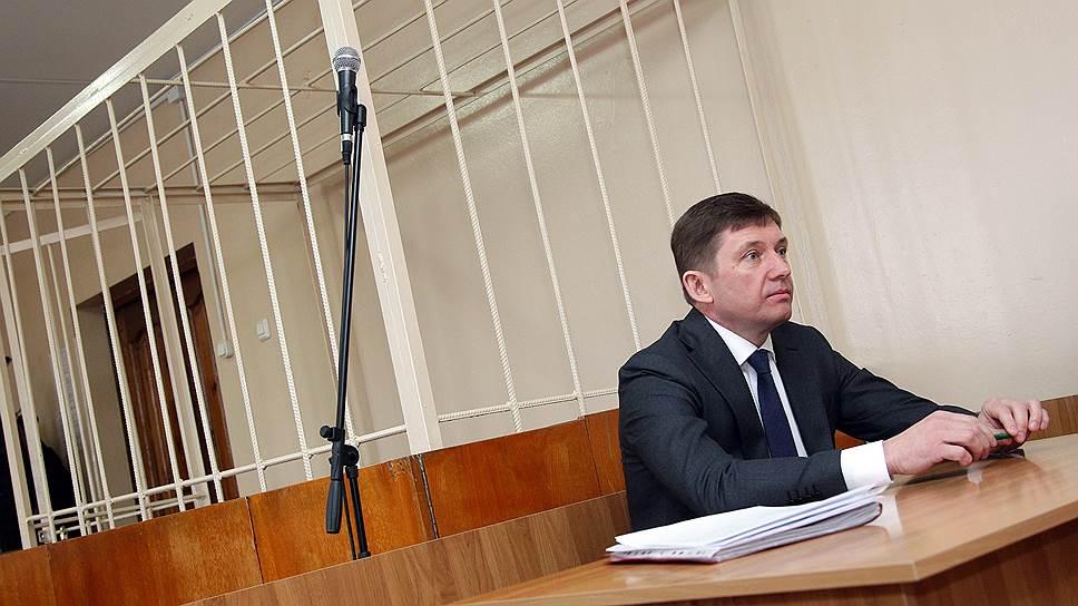 С последним обличительнымсловом / Подсудимый министр раскритиковал позицию гособвинения