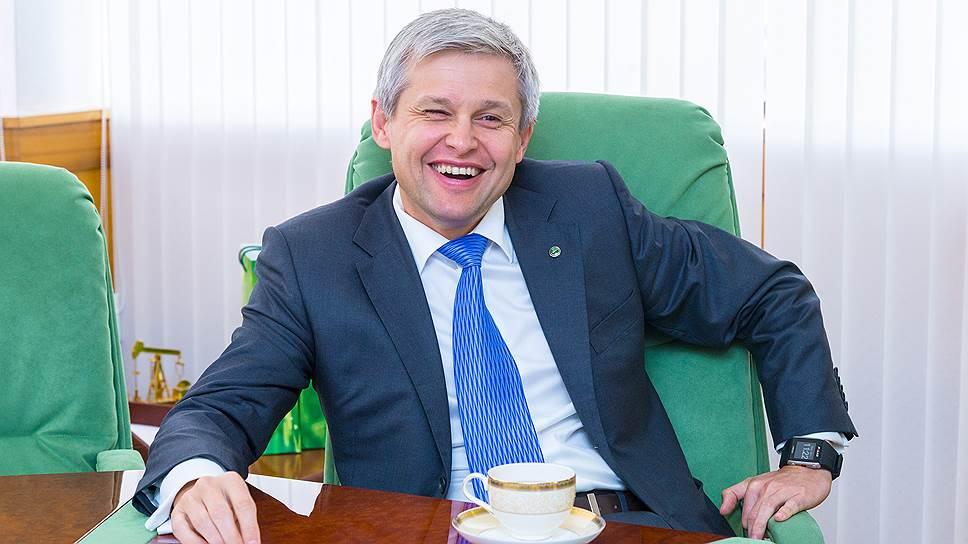 Московский гость / Назначен новый председатель Волго-Вятского банка Сбербанка