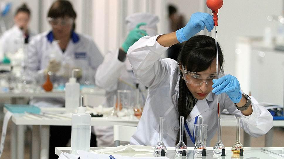 Промышленность среагировала нахимию / В Нижегородской области отмечается рост объемов производства вобрабатывающих отраслях