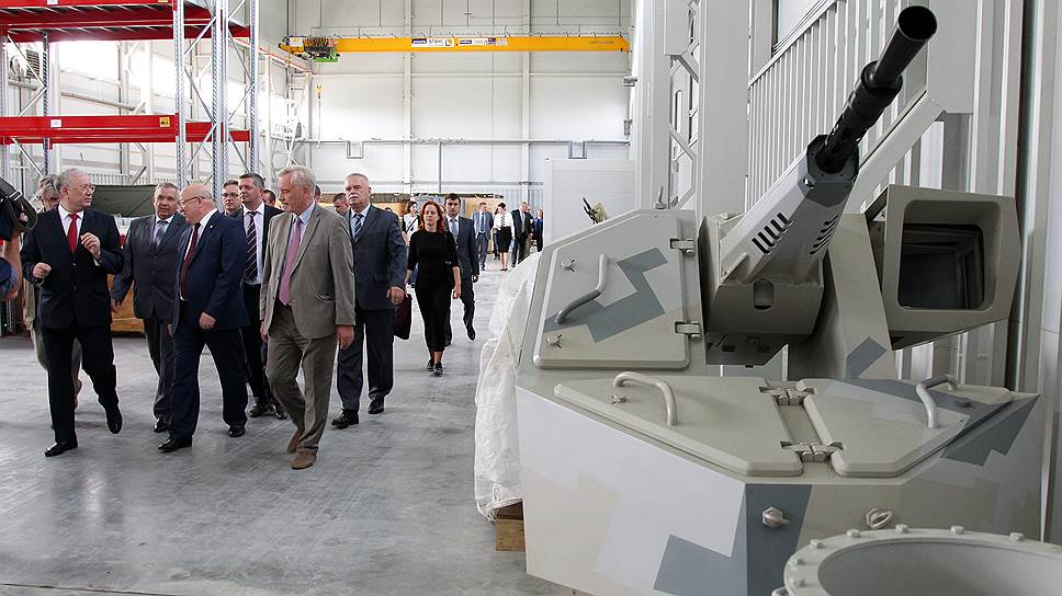 «Буревестник» выбрал новую цель / Нижегородский производитель артиллерии планирует в пять раз увеличить мощности