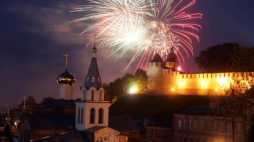 Нижний Новгород рассчитывает отметить свой юбилей на средства федерального бюджета, которые пока не поступили