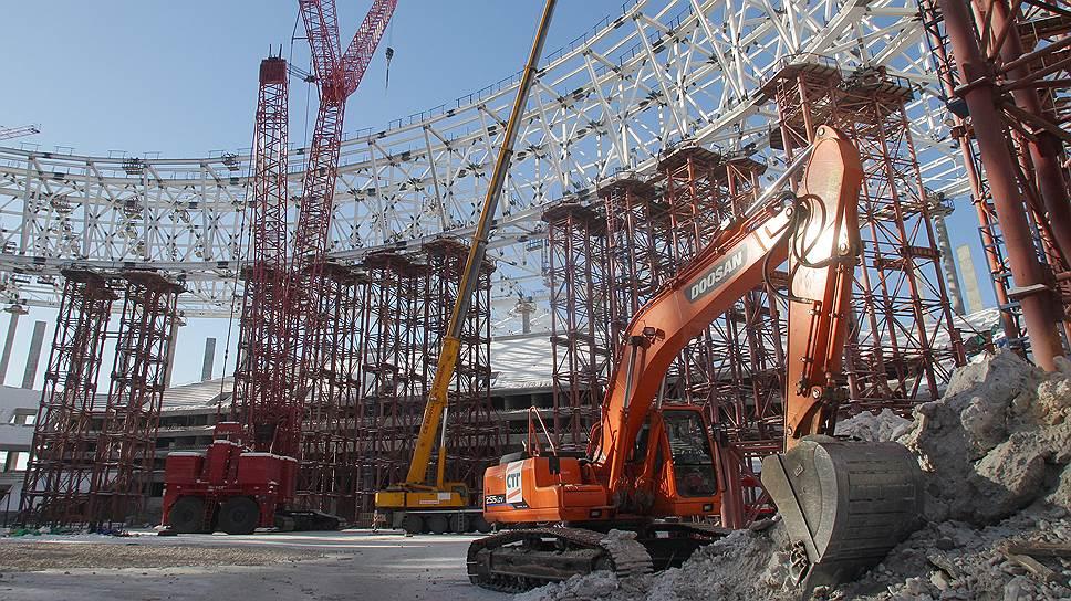Снова на арене / Бюджетный комитет ОЗС потребовал план использования футбольного стадиона
