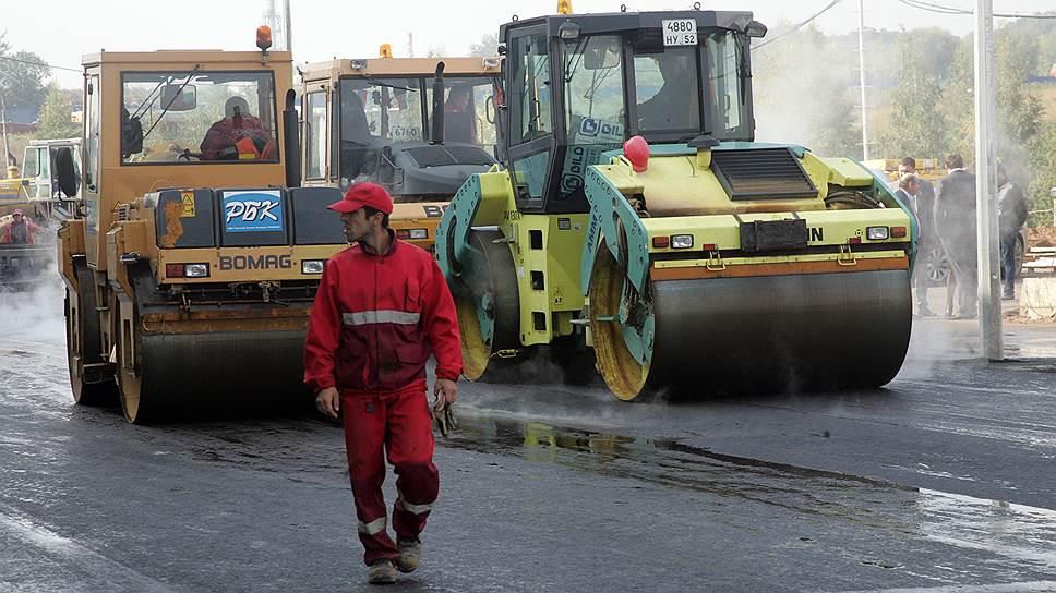 Рекорд закатают в асфальт / Нижегородская область направит на дорожное строительство более22 млрд рублей