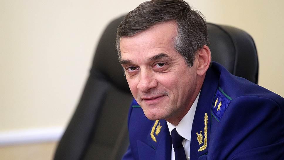 Прокурор поздравил новым представлением / Олега Понасенко вынудили рассказать об очередных претензиях кАнтону Аверину