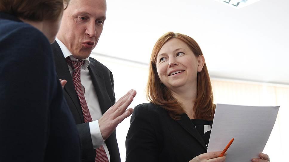 На выборах главы Нижнего Новгорода самовыдвиженец Евгений Лазарев поддержал Елизавету Солонченко
