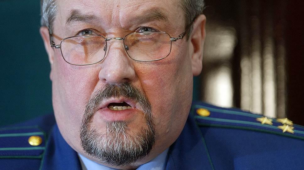 Бывший главный следователь Нижегородской области Владимир Стравинскас сам попал под следствие