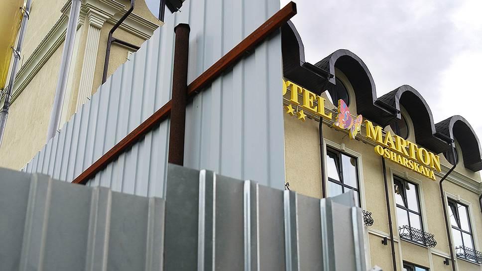Чиновники настаивают, что гостиницу на Ошарской улице необходимо снести, как самострой