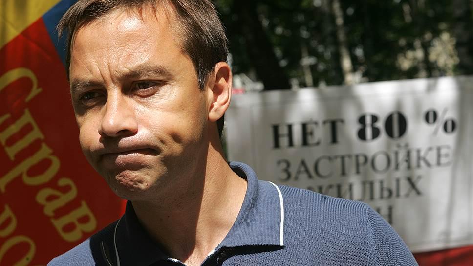 Александр Бочкарев ранее заявлял о своей невиновности и надеялся, что следствие во всем разберется