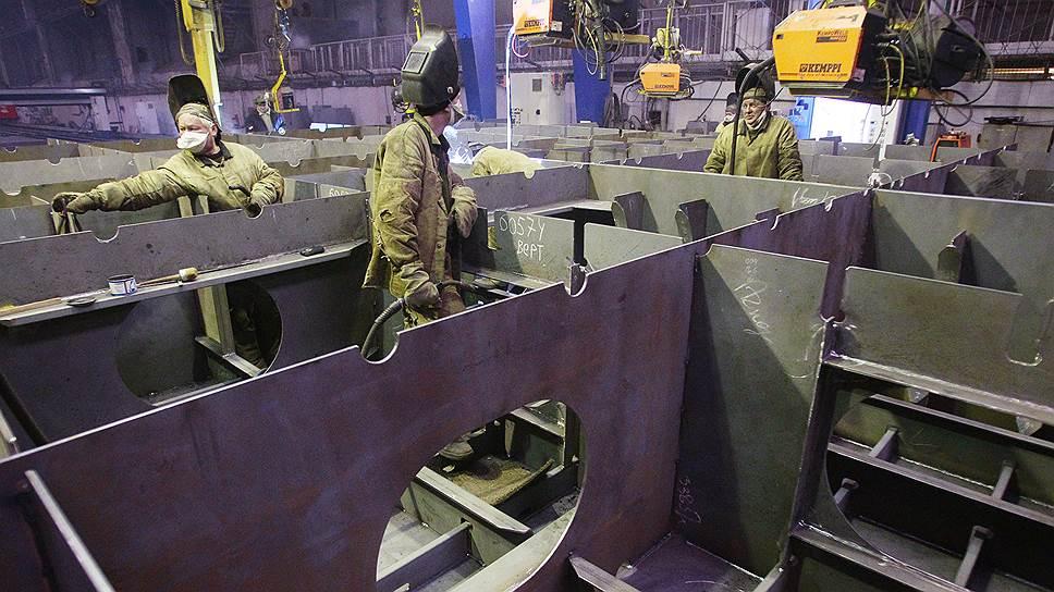 Строительство серии рыболовецких судов на Окской судоверфи  зависит от получения заказчиком квот на вылов