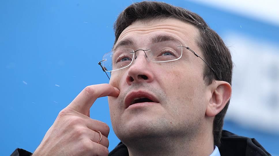Врио губернатора Нижегородской области Глеб Никитин озаботился решением экономических проблем региона