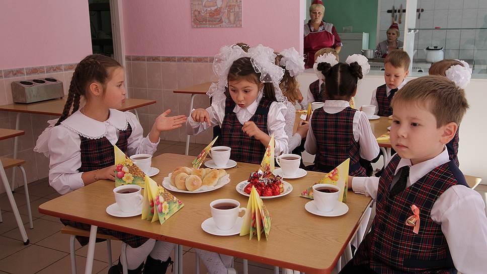 Новые правила организации питания в нижегородских школах разработают в июне