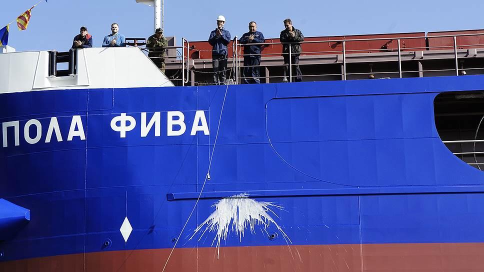 «Красное Сормово» засухогрузили / Завод построит 11 судов для «Пола Райз»