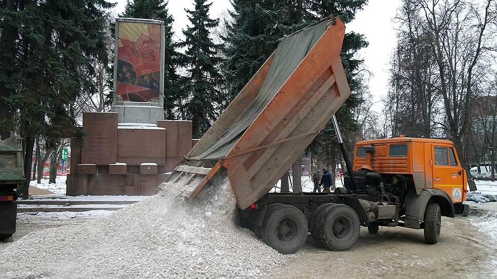 Благоустройство упираетсявподряд / Нижний Новгород начинает новый этап программы посозданиюкомфортной среды