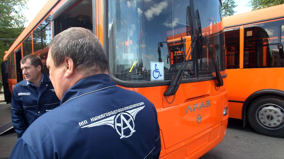 За 200 новых автобусов НПАТ будет платить наравне с бюджетами