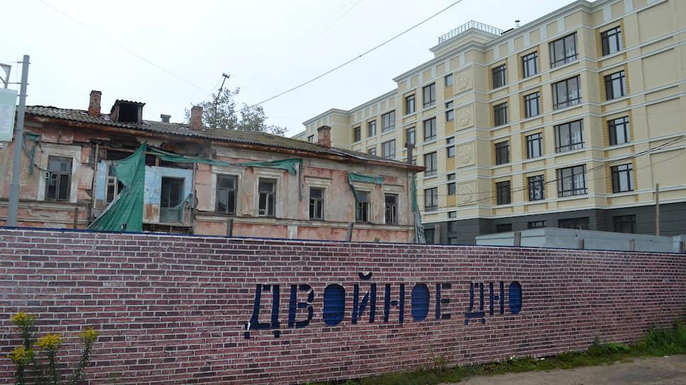 Вероятно, в новую концепцию реконструкции улицы Ильинской войдутпрежние наработки