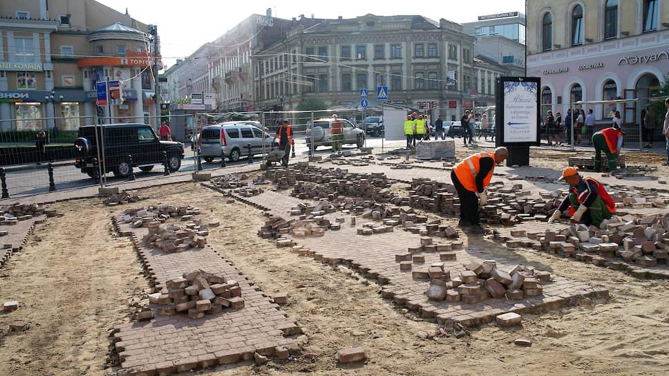Из Нижнего Новгорода обещают сделать маленькую Москву / Глава города рассказал о планах комплексного типового благоустройства улиц