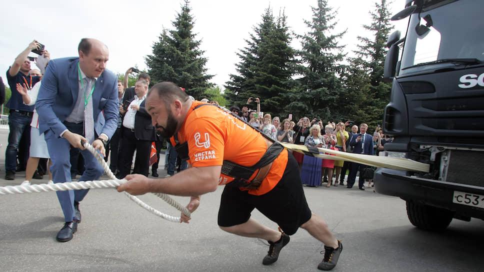 Дорогу осилит просящий / Перевозчики ждут от Нижегородской области преференций
