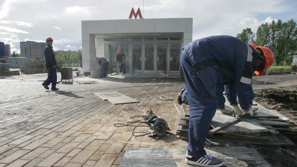 Метро доехало до банковской гарантии / Генподрядчик-банкрот спасает банк от выплаты страховки постанции«Стрелка»