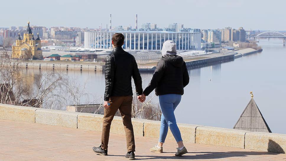 Арена набирает этажи / Проект ледового дворца в Нижнем Новгороде будет изменен