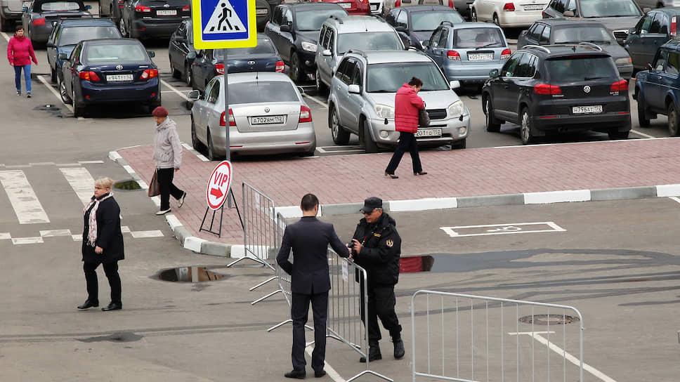 Концессия приехала ксвоим / Парковки в Нижнем Новгороде обустроит местная компания