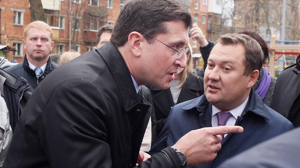 Партия дала порулить / Нижегородский губернатор Глеб Никитин возглавил в регионе «Единую Россию»