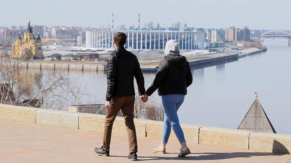 Лед становится золотым / Проект арены в Нижнем Новгороде подорожал почти на5млрдрублей