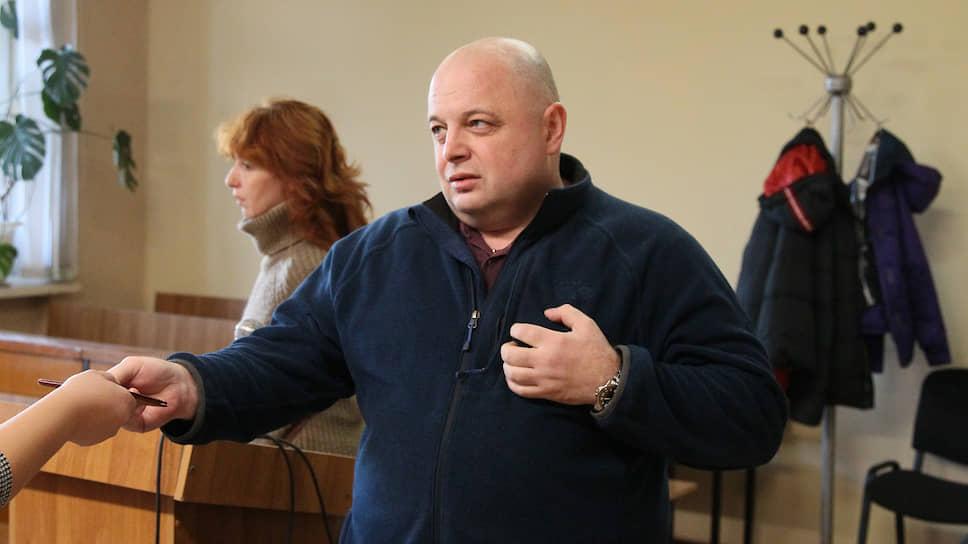 Владимир Воликов еще не знает, будет ли обжаловать приговор