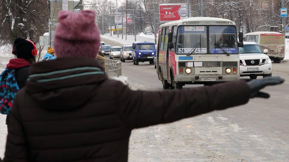 Правительство раскидывает транспортные сети / Нижегородским перевозчикам предлагают единого оператора