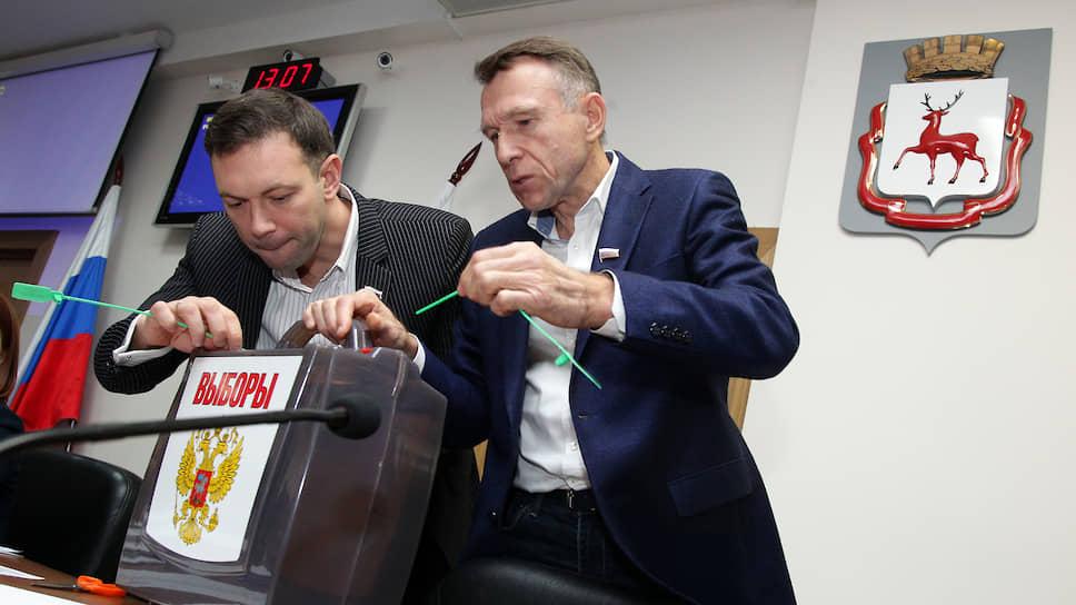 По спискам на выход / Губернатор предложил изменить правила выборов в гордуму Нижнего Новгорода